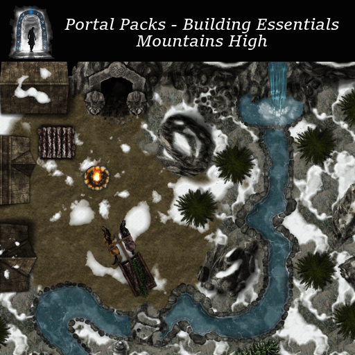 Portal Packs - Building Essentials - Mountains High