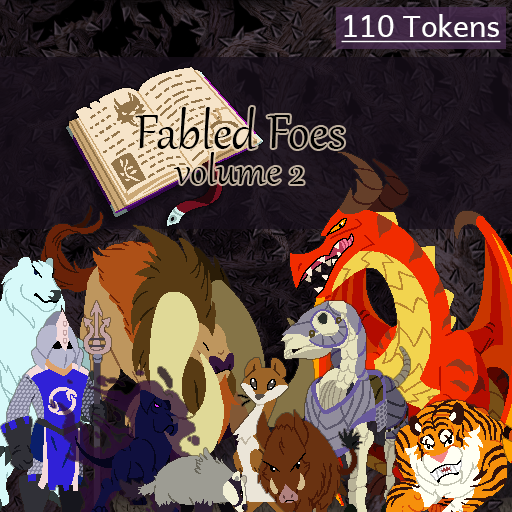 Fabled Foes Volume 2
