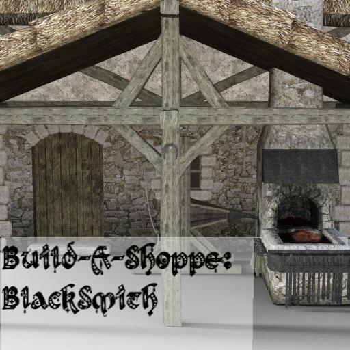 Build-A-Shop: Blacksmith