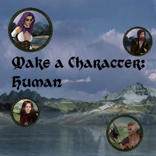 Make A Character: Human