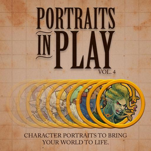 Portraits in Play vol. 4