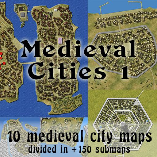 Medieval Cities 1