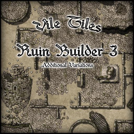 Vile Tiles Ruin Builder 3