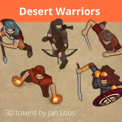 Desert Warriors