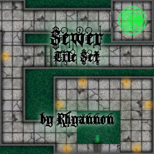 Sewer Tile Set