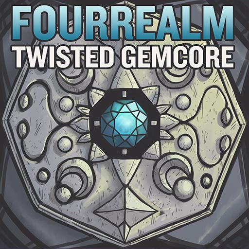 The Twisted Gemcore