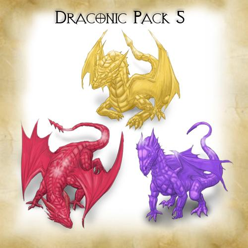 Draconic Pack 5