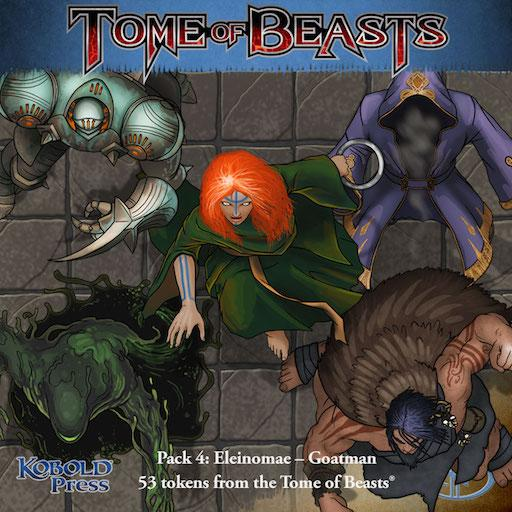 Tome of Beasts Pack 4