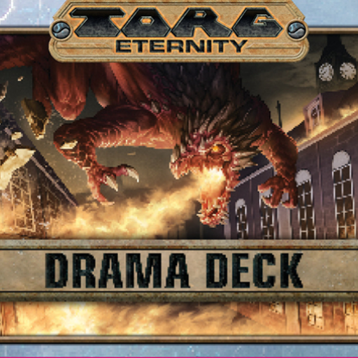 Torg Eternity Drama Deck