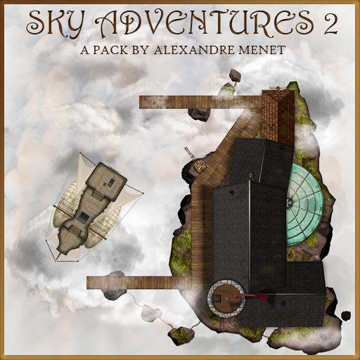 Sky Adventures Pack2