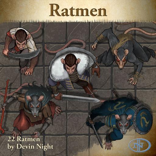 61 - Ratmen