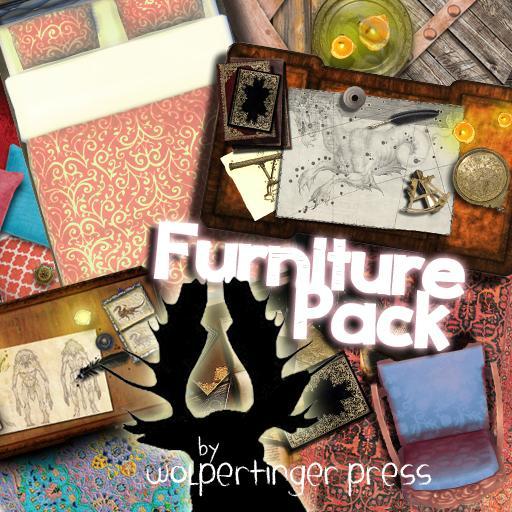 Dungeon-On-Demand Furniture Pack