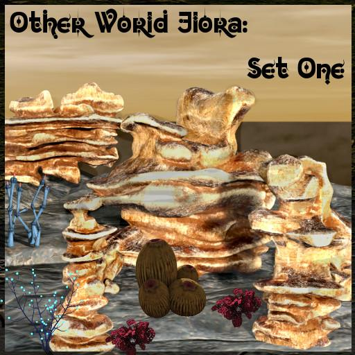 Otherworld Flora: Set One