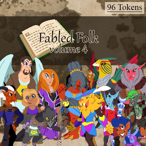 Fabled Folk Volume 4