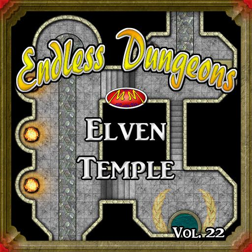EDv22 Elven Temple