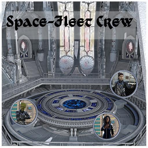 Space Fleet Crew