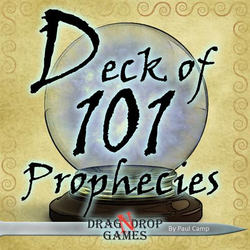 Deck of 101 Prophecies