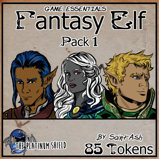Elf Fantasy Pack 1