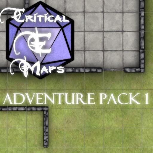 Critical E Adventure Pack 1