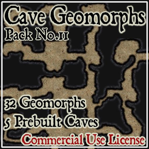 Cave Geomorphs