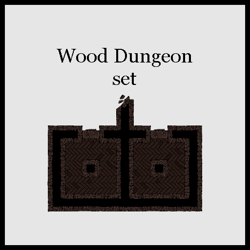 Wood Dungeon Set