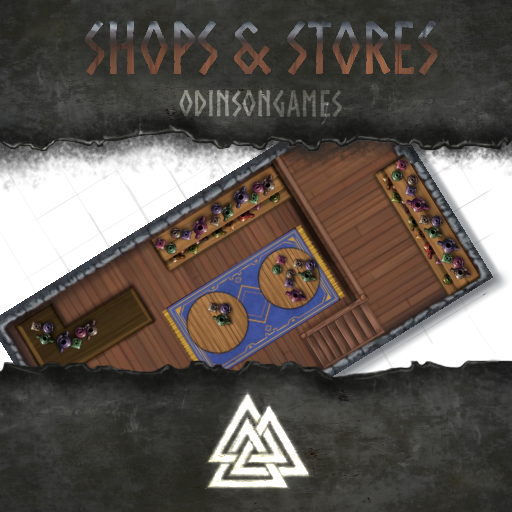 Odinson's Shops & Stores
