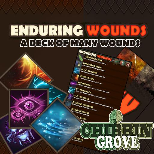 Chibbin Grove: Enduring Wounds