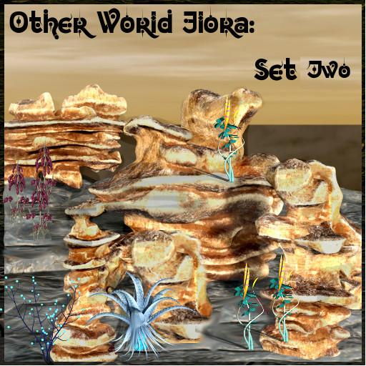 Other World Flora: Set Two
