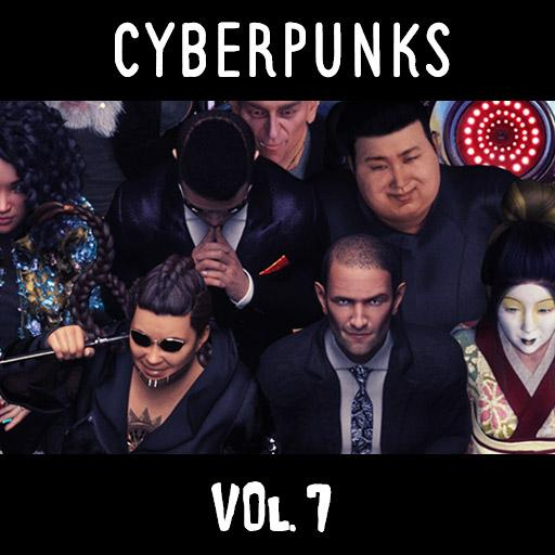 Cyberpunks Vol. 7