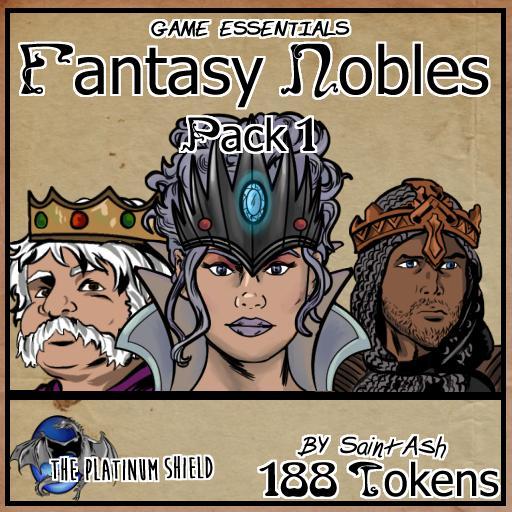 Fantasy Nobles Pack 1