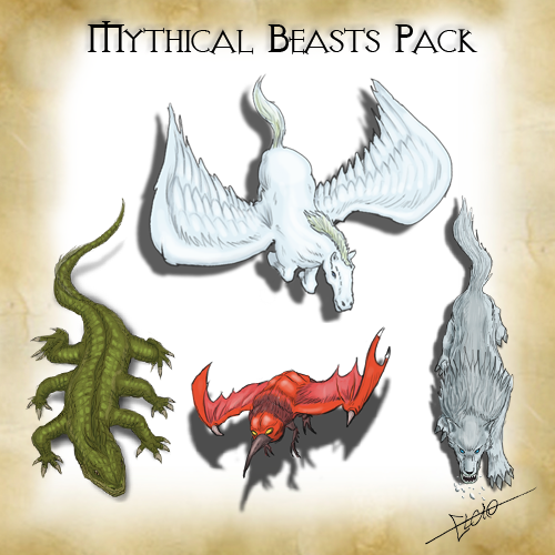 Mythical Beasts Pack