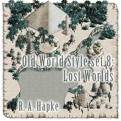 Old World Style: Set 8 - Lost Worlds
