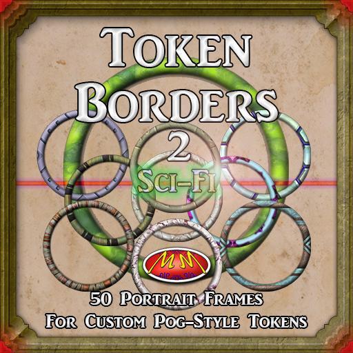 Token Borders 2 Sci-fi