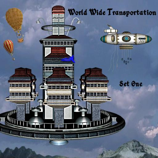 World Wide Transportation: Set One