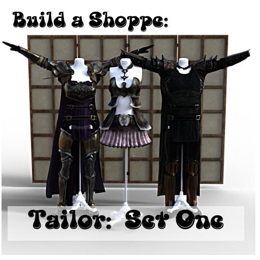 Build-a-Shop: Tailor