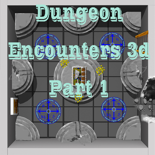 Dungeon Encounters 3D