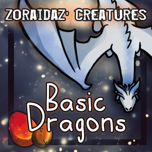 Zoraidaz' Creatures - Basic Dragons