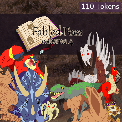 Fabled Foes Volume 4