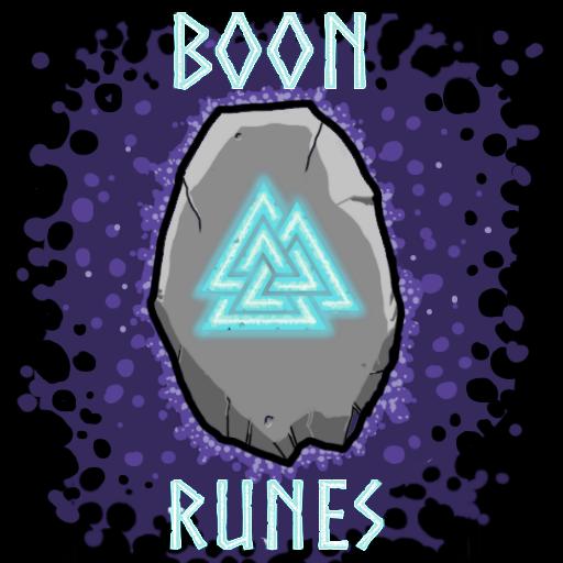Odinson's Boon Runes