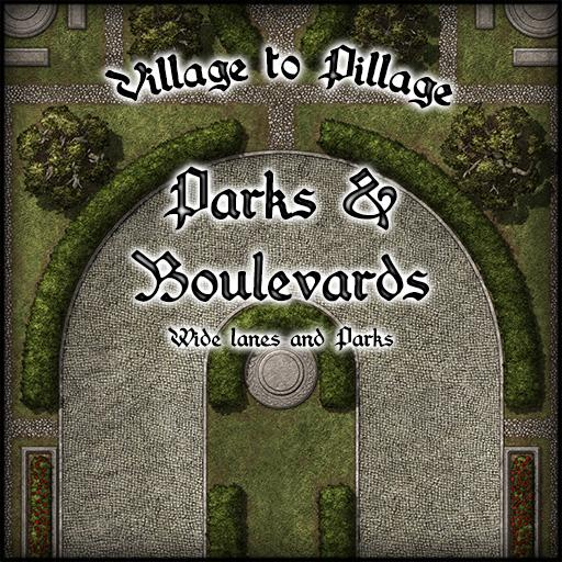 Village to Pillage Parks & Boulevards
