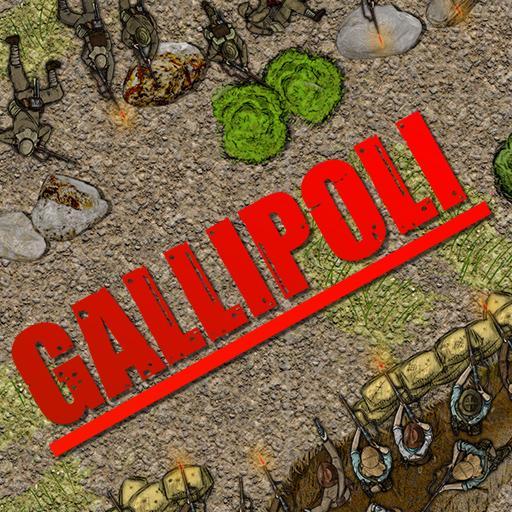 WW1 Historical token pack: Gallipoli