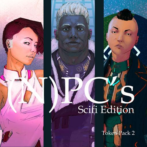 (N)PC's Scifi Edition Pack 2