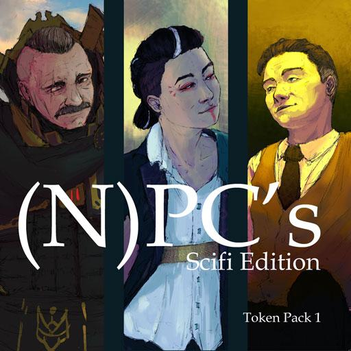 (N)PC's Scifi Edition Pack 1