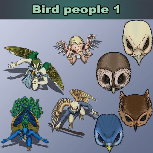 Bird People 1