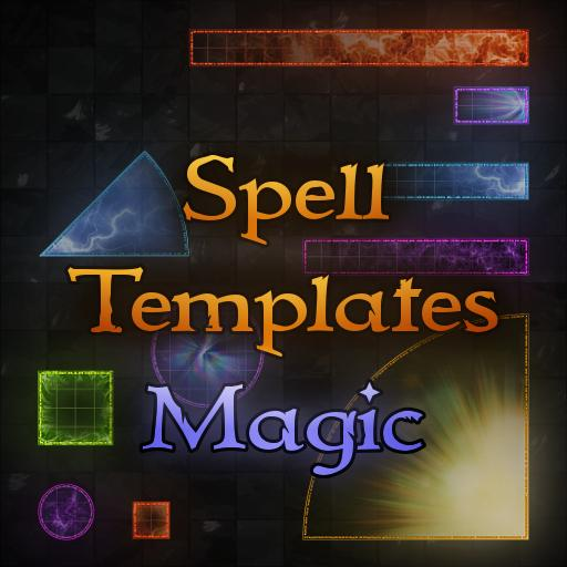 photo regarding Printable Spell Templates identify Spell Templates Magic Roll20 Sector: Electronic solutions