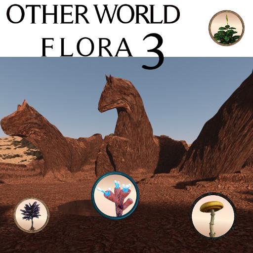 Otherworld Flora: Set 3
