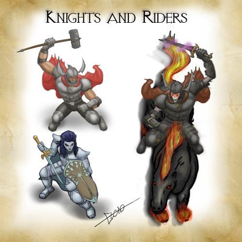 Knights n Riders