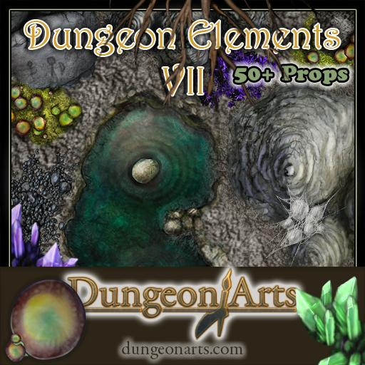 Greytale's Dungeon Elements 7