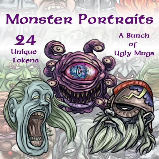 Monster Portraits 1