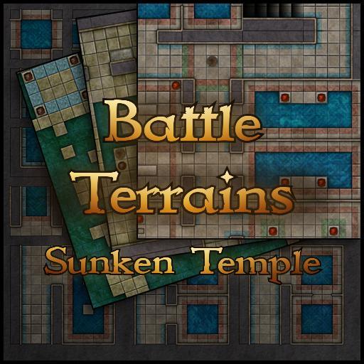 Battle Terrains Sunken Temple
